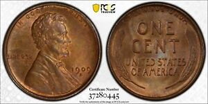 1909 S VDB PCGS  64 BN CAC & Secure Lincoln Cent FREE SHIPPING US ONLY