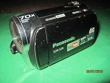 Panasonic SDR-S26 Flash media camcorder. difettoso!!! (2)