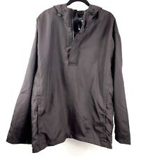 CALVIN KLEIN Mens Nylon Hooded Waterproof Jacket Pullover Size XL Extra Large