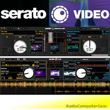 Serato VIDEO VJ Expansion Pack for Serato DJ Audio Software Plugin eDelivery NEW