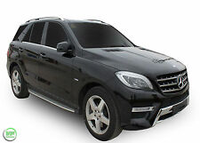 Mercedes W166 ML M-Class 2011-2019 Running Boards Side Steps OE AMG style