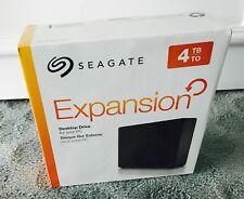 """Seagate Expansion 4TB External USB 3.0 3.5"""" Hard Drive, PS4 XBOX One PC"""