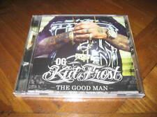 Chicano Rap CD OG KID FROST the Good Man - Zapata da Ghost Baldacci Nikki Diaz