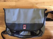 CHROME Messenger Bag Weatherproof Grey AUTHENTIC USA