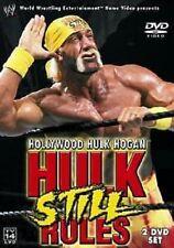 WWE Hulk Still Rules DVD, Hogan WCW WWF TNA Hollywood
