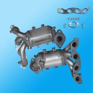 EU5 Kat Katalysator KIA Rio III 1.25 CVVT 63KW 86PS UB G4LA 2011/06-