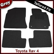 Toyota RAV4 Mk2 / XA20 2000-2005 Tailored Fitted Carpet Car Floor Mats GREY