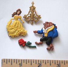Beauty and the Beast ~ Disney License ~ Jesse James Dress It Up