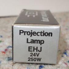 GE EHJ 250w 24v EHJ250W EHJ BULB EHJ 250 WATTS HALOGEN LAMP