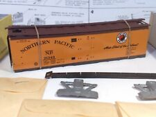 Athearn A-410 HO NP 91340 Northern Pacific Reefer Car Kit