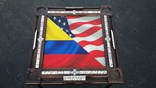 Colombian American Domino Tables by Art