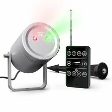 Christmas Star Night Laser Shower Light R/G Outdoor Projector Decor W/ Remote HQ