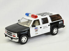 1993 Superior Police Force 1:24 Diecast Chevy Suburban Police Cruiser NEW