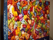 Yards of Yarn Jigsaw Puzzle 1500 Piece Sprinkbok