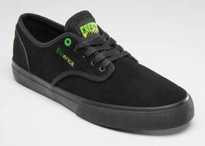 Emerica Shoes Wino Standard x Creature Black US SIZE Skateboard Sneakers