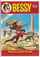 Bessy Nr.510 von 1976 - TOP Z1 ORIGINAL ERSTAUFLAGE BASTEI Willy Vandersteen