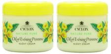 2x Cyclax Oil Of Evening Primrose Night Cream 300ml