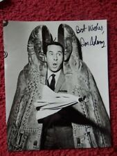DON ADAMS COMEDY ACTOR  AUTOGRAPHED PHOTO