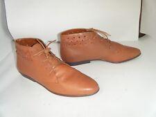 ELLEMENNO  Vintage Granny Grunge Boots Size 7.5 Women's