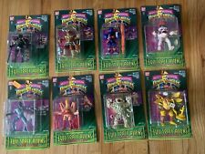 Vintage Power Rangers Evil Space Aliens Action Figures (lot of 8) 1994