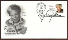 2015 MAYA ANGELOU ~ ART CRAFT FIRST DAY OF SALE COVER LOS ANGELES CANCEL