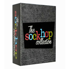 Various Artist :The Sock Hop Collection 8 CD Box Set Time Life 135 Hit Songs