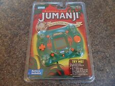 JUMANJI  NEW OLD STOCK SEALED IN BLISTER PACK RARE HANDHELD RETRO GAME FROM 1996