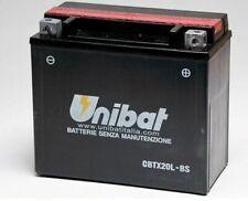 Batterie Unibat dimensioni 175 x 87 x 155 mm per moto