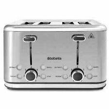NEW Brabantia 4 Slice Toaster 3020