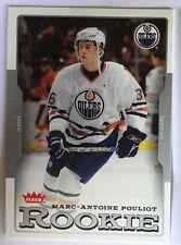 Marc-Antoine Pouliot 2006-07 Fleer RC #209 - Edmonton Oilers [In Switzerland]