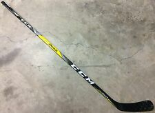 Ccm Super Tacks Pro Stock Hockey Stick Grip 90 Flex Left H19 Parise 7345