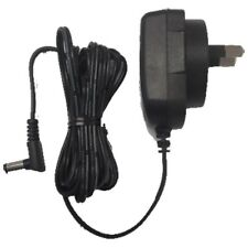 Uniden AC 240v 9v Power Adaptor Aad-600s for Cordless Phone 2nd Cradle Black