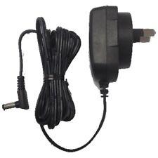 UNIDEN AC 240v 9V POWER ADAPTOR AAD-600S FOR CORDLESS PHONE 2ND CRADLE BLACK