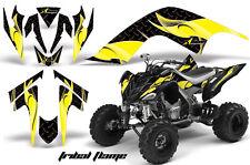 Atv Grafik Kit Quad Sticker für Yamaha Raptor 700 06-12 Tribal Y K