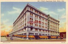 O'NEILS'S DEPARTMENT STORE, AKRON, OH.