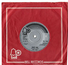 "Davy Jones - Rainy Jane 7"" Single 1971"