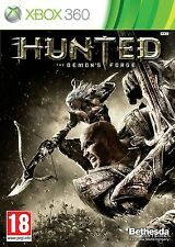HUNTED: THE DEMON'S FORGE  VF XBOX 360   - NEUF et EMBALLER