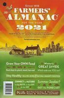 Farmers Almanac 2021  Since 1818