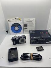 Panasonic LUMIX DMC-ZS7 / DMC-TZ10 12.1MP Digital Camera Kit - Black