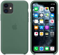Piniengrün Apple Echt Original Silikon Schutz Hülle Case iPhone 11 6,1″