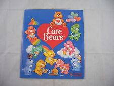 Panini Care Bears 1985 Sticker Album empty