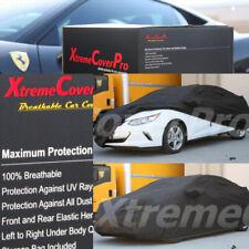 2014 Chevrolet Volt Breathable Car Cover w/ Mirror Pocket