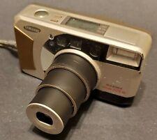 Samsung Maxima Zoom 105 XL 35mm Film Camera Zoom f=38-105mm
