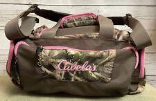 Cabelas Camo Pink Bag Fishing Travel Hunting Travel