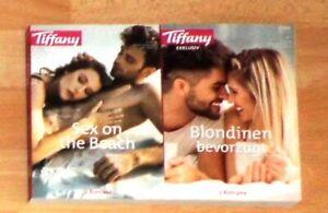 Liebesromane TIFFANY Exklusiv Band 90 und 91