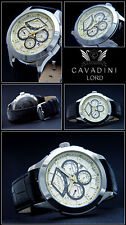 Lord - Luxury Full Calendar Automatic Men's Watch myota-9100 Japanese Timepiece