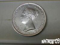 PORTUGAL / 500 REIS - 1849 / D. MARIA II / SILVER COIN