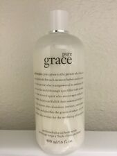 PHILOSOPHY  PURE GRACE Perfumed Olive Oil Body Scrub 16oz