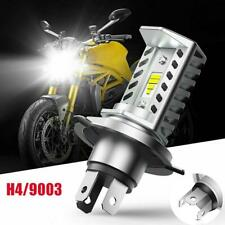 H4 9003 HB2 HS1 Motorcycle LED Headlight Bulbs 1500LM Hi/Low Beam 6000K White