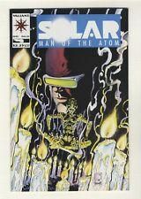 SOLAR MAN OF THE ATOM #21 🔥 CGC 9.4+ 🔥 Valiant Comics